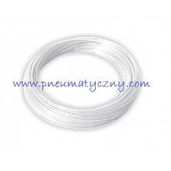 Przewód PA 12 poliamidowy 6x4 biały