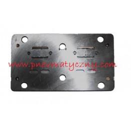 Płyta zaworowa sprężarki ABAC B2800 oraz ABAC B3800