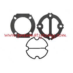 Uszczelki płyty zaworowej do kompresorów bezolejowych FIAC F114