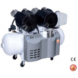 FIAC AIR-TECH 500ES wyciszony kompresor z osuszaczem adsorpcyjnym
