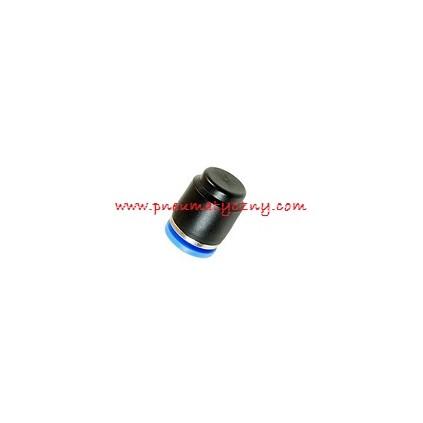 Złączka wtykowa zaślepka na przewód o średnicy 4 mm