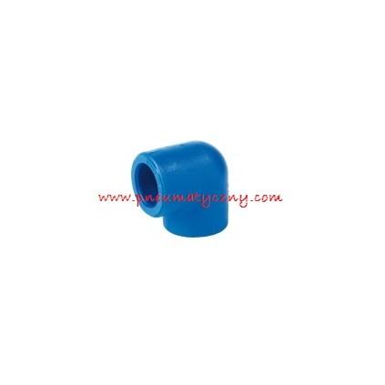 Coprax kolano D20 90 stopni złączka instalacji pneumatycznej