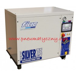 Sprężarka kompresor śrubowy FIAC New Silver 15