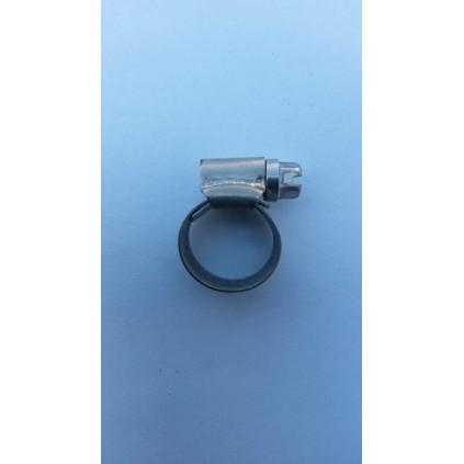 Opaska zaciskowa NIERDZEWNA 11-16 mm do węży prostych zbrojonych