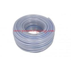 Wąż techniczny zbrojony PCV 8x3,0 mm