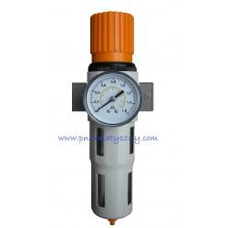 "Filtroreduktor sprężonego powietrza HF 1/4"" seria MINI"