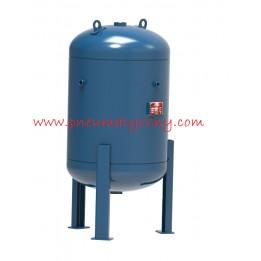 Pionowy zbiornik sprężonego powietrza 500 litrów 11 bar