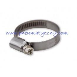 Opaska zaciskowa 10-16 mm do węży prostych zbrojonych