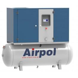Sprężarka kompresor śrubowy AIRPOL K15
