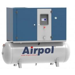 Kompresor śrubowy z osuszaczem ziębniczym AIRPOL KT 5