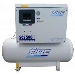 Kompresor tłokowy wyciszony FIAC SCS 598/300 69 dB (A)