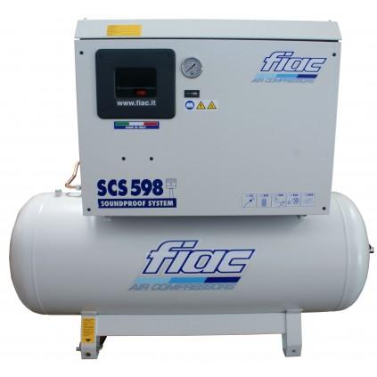 Kompresor tłokowy wyciszony FIAC SCS 598/300