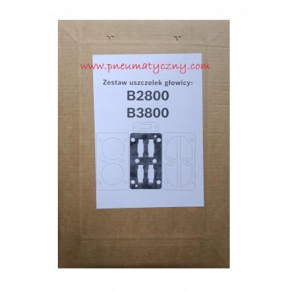 Zestaw uszczelek głowicy B2800 i B3800