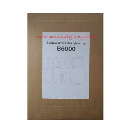 Zestaw uszczelek głowicy sprężarki B6000