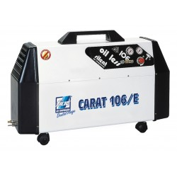 FIAC CARAT 106E wyciszony kompresor z osuszaczem adsorpcyjnym