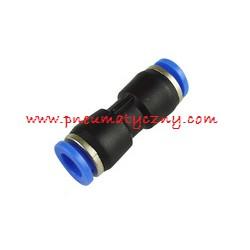 Złączka pneumatyczna wtykowa prosta łącznik 6x6