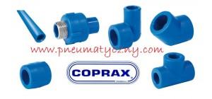 Instalacje sprężonego powietrza Coprax